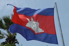 Flag_@_Choeung_Ek,_Phnom_Penh