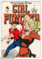 girl punch mag