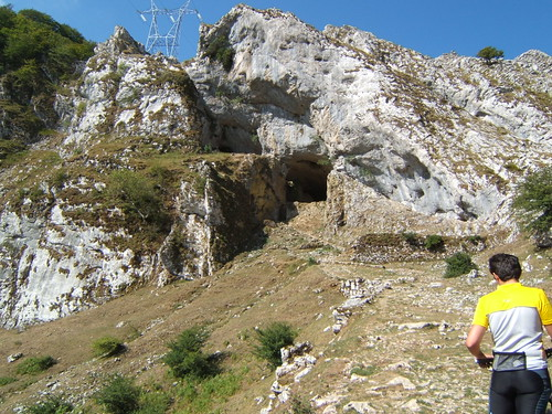 Camino Santiago Tunel San adrian