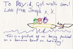 from Joseph, 7