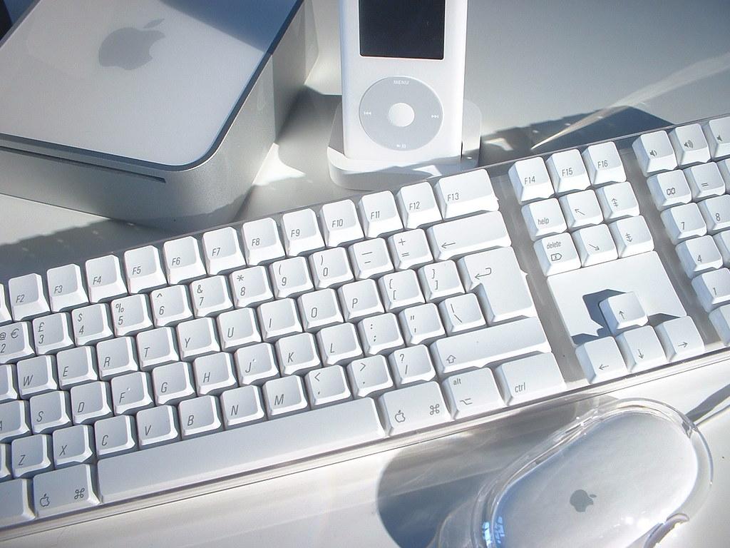 Mini keyboard for mac