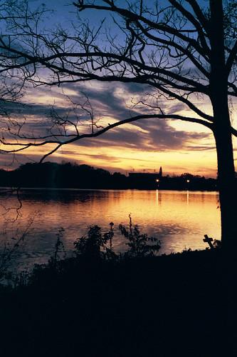 sunset lake cross lsu interestingness241 i500