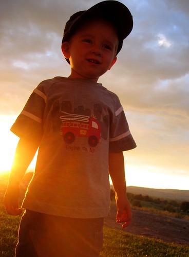 kids kid youth children people child portrait sunset
