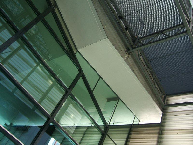 Pathé roof