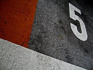 I took Five. | by N-ino