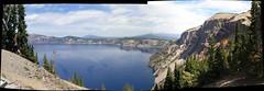 Crater Lake panorama 3 photo 3