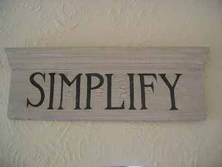 simplify | by Paul L Dineen