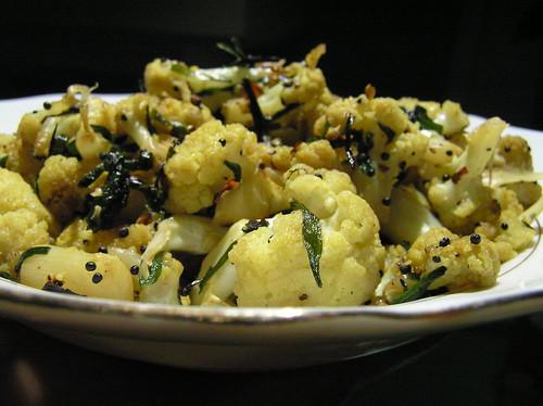 Mustard Cauliflower | by Laurel Fan