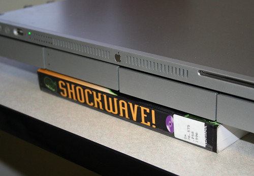 Shockwave Book Put To Work | by cogdogblog