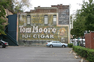 Tom Moore Cigar Mural | by ronhatcher1