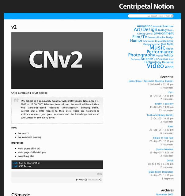 Centripetal Notion | Flickr