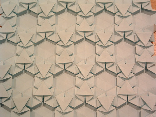 Triangle Thing Tessellation | by infinite-origami