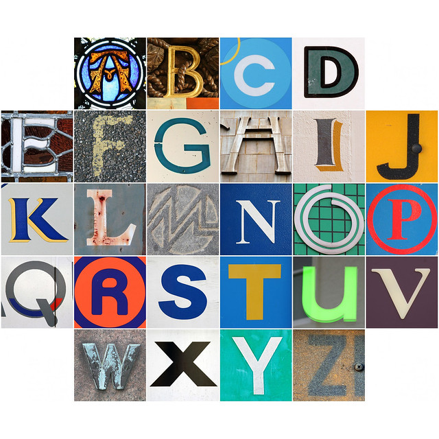 Alphabet 04