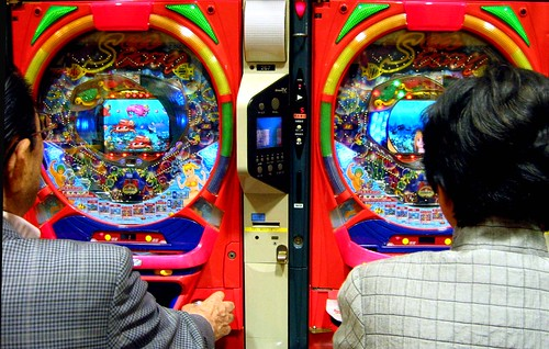 At Pachinko Parlor | by /kallu