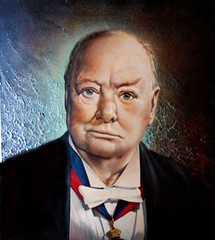 J.H. Lynch: Sir Winston Churchill, From CreativeCommonsPhoto