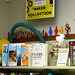 The Maker Collection in the Children's Room is growing and very popular  On Monday, July 13, 2015, State Librarian Beverly Cain and Bill Morris visited the Public Library of Mount Vernon and Knox County.