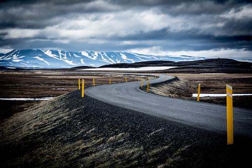 Winding Road Through The Tundra - Iceland | by Slipshod Photog
