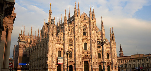 Milan Cathedral   by lionel.lacour