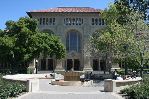 Stanford University Campus | by Mathieu Thouvenin