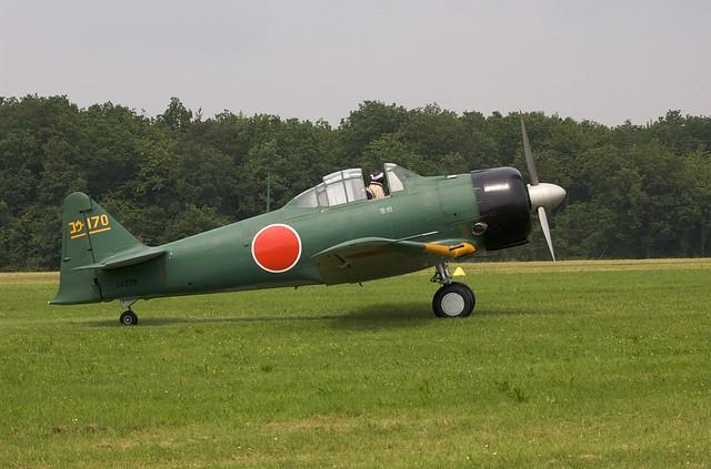 Mitsubishi Zero-Sen  (replica)