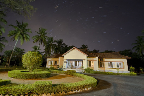 longexposure trip school india building home architecture night star lowlight south may trails myfav kerala noflash residence 2008 trivandrum thiruvananthapuram sainik kazhakootam sainikschool kazhakoottam canon40d principalsresidence kazhakuttam sskzm