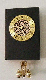 Clock Box Book