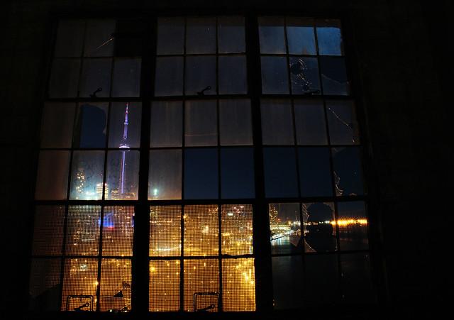 Window to Toronto