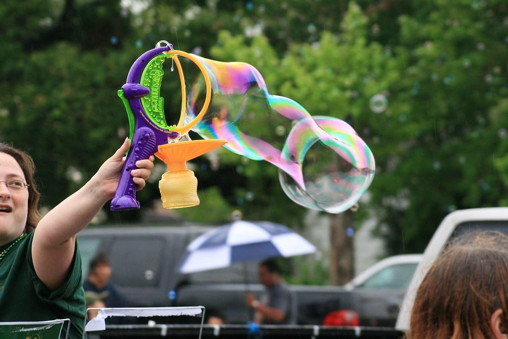 Pretty Bubbles