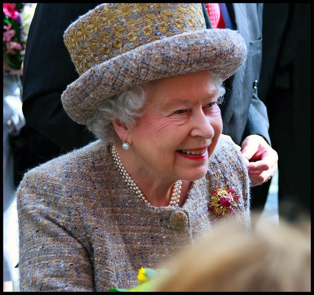 HM The Queen Elizabeth II
