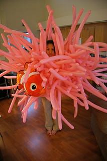 Stella the Sea Anemone | by pkingDesign
