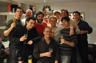 Osmosoft + Friends Chrimbo Party! | by Nick J Webb