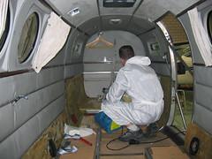 Limpieza Intergal, Jet Privado