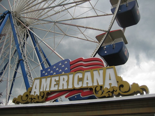 Americana Ferris Wheel | by unit2345