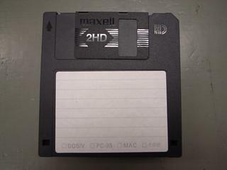 Floppy disks | by matsuyuki
