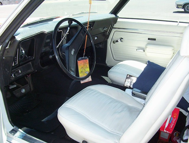 1969 Chevrolet Camaro Ss Interior Mark Potter 2000 Flickr