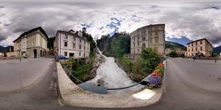 Panorama  - Gastein Waterfall | by Markus Ortner