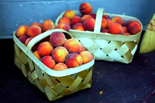 south carolina peaches | by smitten kitchen