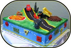 Fabulous Tonka Truck Birthday Cake Tonka Truck Birthday Cake Flickr Funny Birthday Cards Online Necthendildamsfinfo