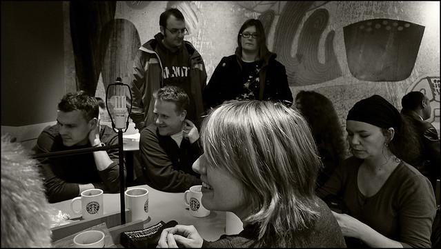 Flickr meet up
