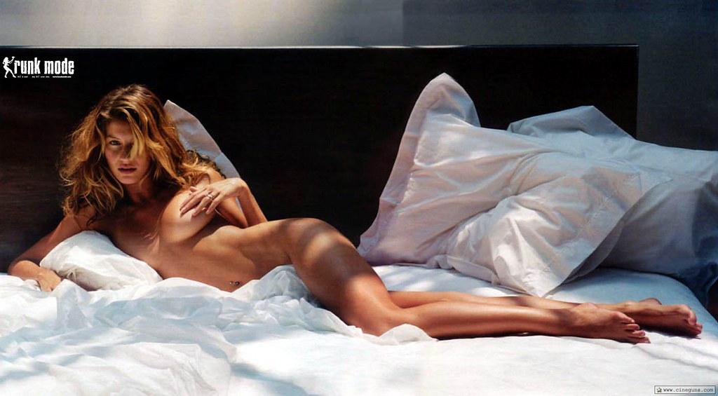 Gisele Bundchen Naked Johnnydoesy Flickr