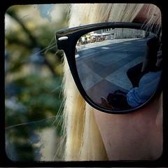 sunglasses love. | by nadia nameless.