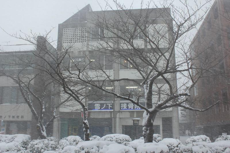 雪の鎌倉_36