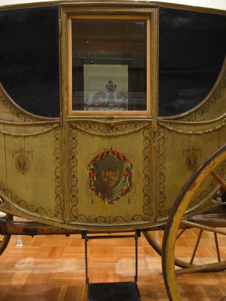 The Beekman Coach, 1771