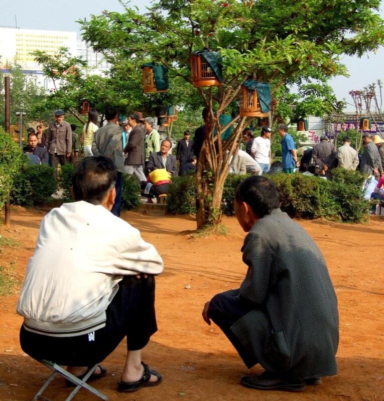 Jienshui, mars 2007