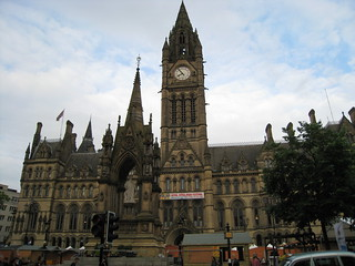 Manchester town hall | by Bernt Rostad