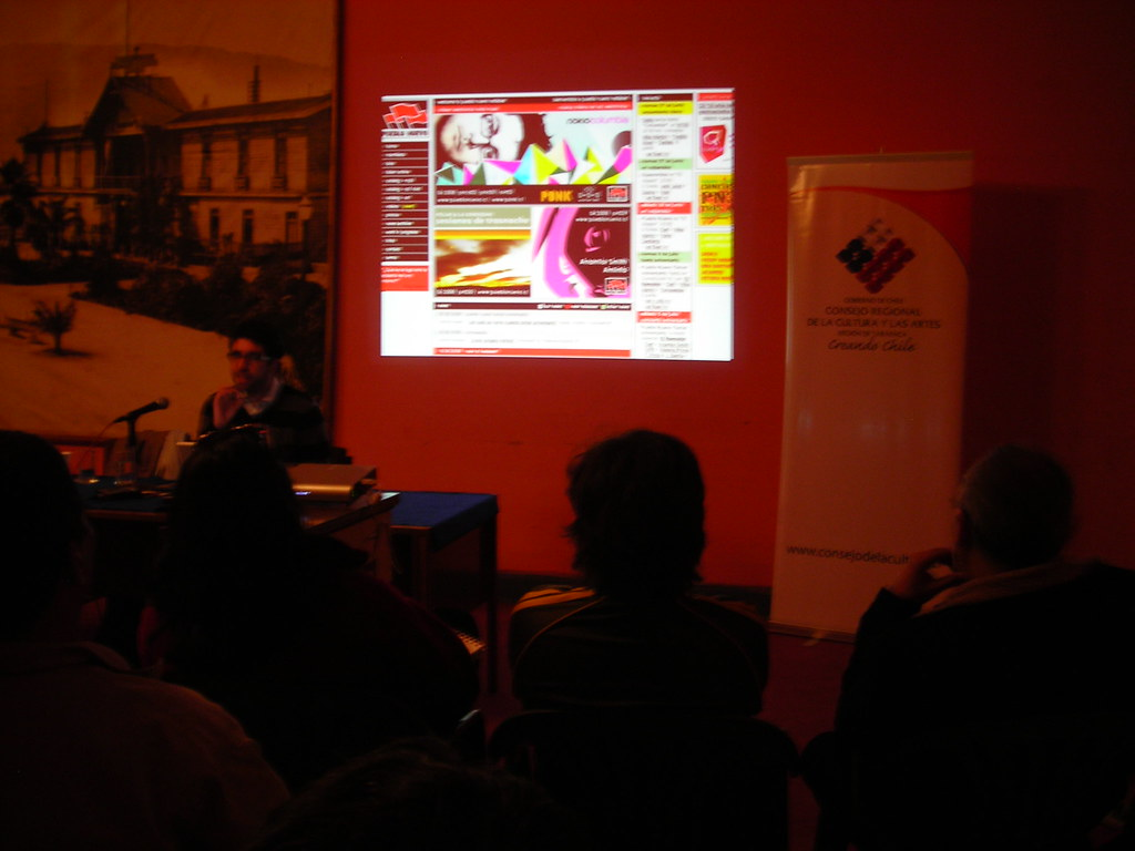 Portal de música en Chile