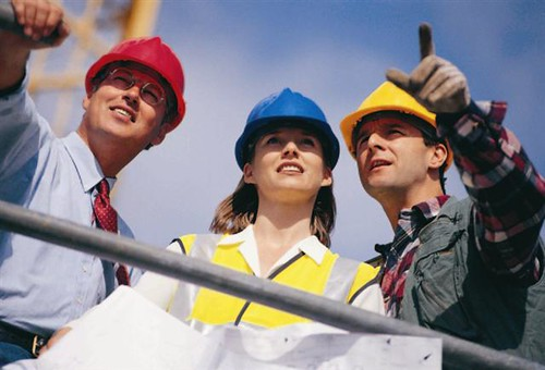 Women in construction | by University of Salford