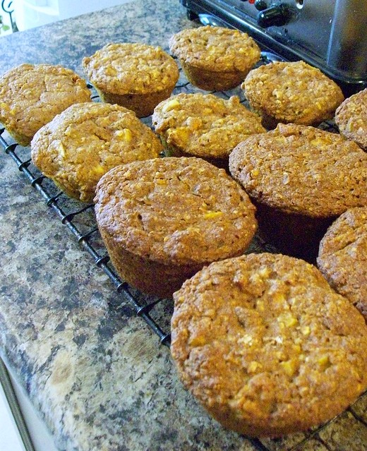 West - Coast Jumbo Muffins