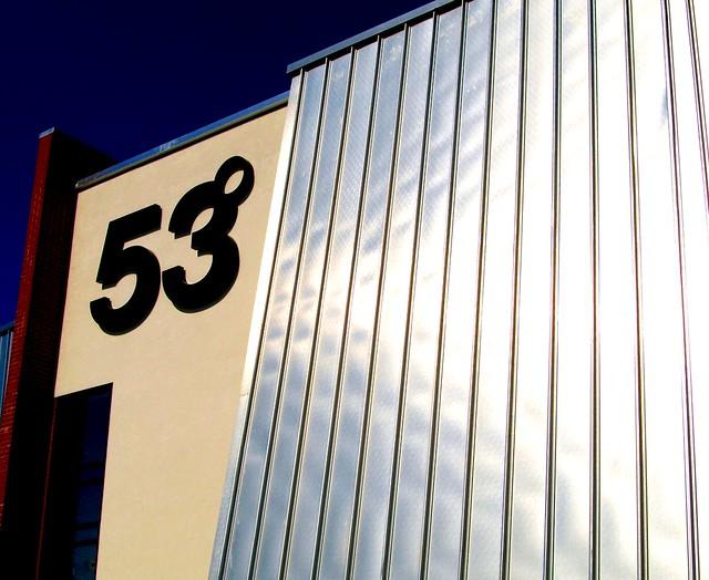 The UCLan's 53 Degrees, Preston