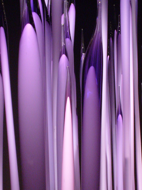 Chihuly Glass - Reeds